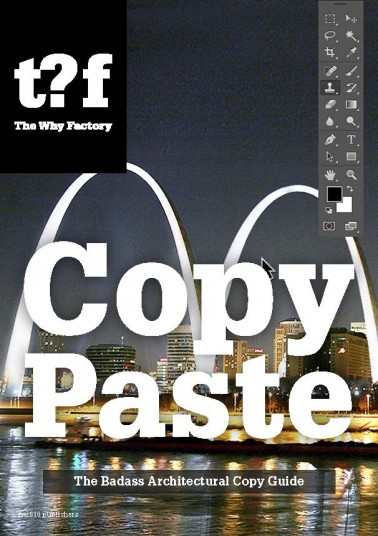 Copy Paste Book Cover